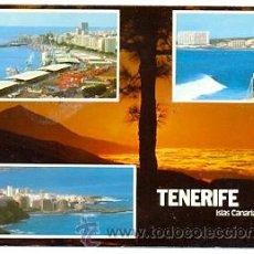 Postales: 7-ESP2006. POSTAL TENERIFE. VARIAS VISTAS. Lote 37716197