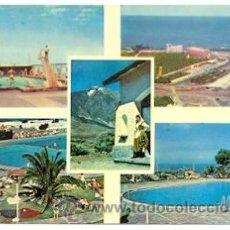 Postales: 7-ESP2008. POSTAL TENERIFE. MOTIVOS DE TENERIFE. Lote 37716227