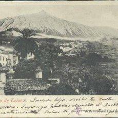 Cartoline: TENERIFE.- EL PICO DEL TEIDE. Lote 37761521