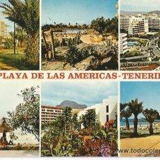 Postales: +-+ PV1335 - POSTAL - PLAYA DE LAS AMERICAS - TENERIFE - SIN CIRCULAR. Lote 37792014