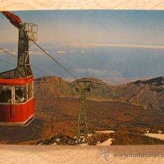Postales: TEIDE-TENERIFE (ISLAS CANARIAS), SIN CIRCULAR, T7339. Lote 37862340
