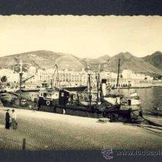 Postales: POSTAL DE SANTA CRUZ DE TENERIFE: MUELLE (ARRIBAS NUM. 205). Lote 37883787