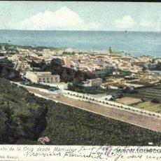 Postales: TENERIFE.- PUERTO DE LA CRUZ DESDE MARTIANEZ. Lote 38016818