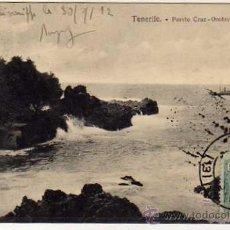 Postales: TENERIFE. PUERTO CRUZ. OROTAVA. CIRCULADA. . Lote 38047383