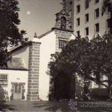 Postales: LAS PALMAS DE GRAN CANARIA. ERMITA DE SAN TELMO. ED LUJO. 72 SIN CIRCULAR.. Lote 38125281