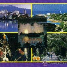 Postales: +-+ PV245 - PUERTO DE LA CRUZ - TENERIFE - CIRCULADA. Lote 38130677