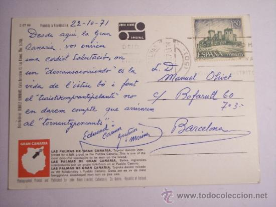 Postales: BAILES REGIONALES - Foto 2 - 38287130
