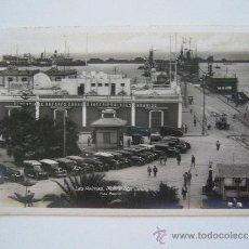 Postales: POSTAL FOTOGRÁFICA LAS PALMAS. MUELLE STA. CATALINA. FOTO BAENA. . Lote 38345656