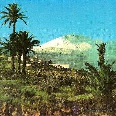 Postais: TENERIFE, LA VICTORIA DE ACENTEJO. AL FONDO TEIDE - CYP Nº 7329 - SIN CIRCULAR. Lote 38430638