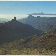 Postales: POSTAL DE CANARIAS. GRAN CANARIA. ROQUE BENTAIGA Nº 5196 P-CAN-515. Lote 38440748