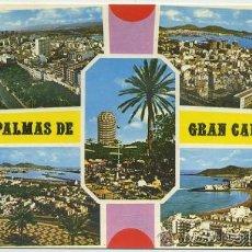 Postales: POSTAL DE CANARIAS. LAS PALMAS DE GRAN CANARIA Nº 5054 P-CAN-516. Lote 38440751