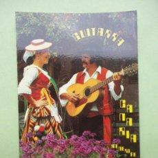 Postales: TRAJES TIPICOS. TENERIFE.. Lote 38513337
