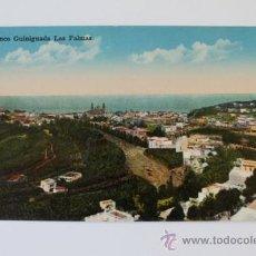 Postales: POSTAL. LAS PALMAS DE GRAN CANARIA. BARRACO GUINIGUADA. RODRIGUES BROS.. Lote 38693567