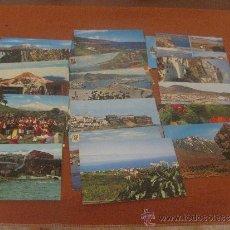 Postales: IMPRESIONANTE LOTE DE POSTALES DE CANARIAS. Lote 38774080