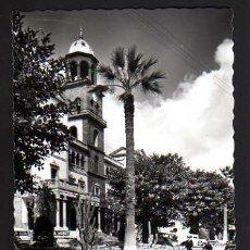 Postales: SANTA CRUZ DE TENERIFE. IGLESIA DE SAN FRANCISCO. NO CIRCULADA. Lote 39014081