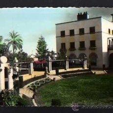 Postales: SANT CRUZ DE TENERIFE. PÉRGOLA DEL HOTEL MENCEY. NO CIRCULADA. Lote 39014250