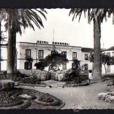 Postales: PUERTO DE LA CRUZ. TENERIFE. HOTEL MONOPOL. NO CIRCULADA. Lote 39014300