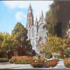 Postales: (4416)POSTAL SIN CIRCULAR,CATEDRAL,ARUCAS,LAS PALMAS,CANARIAS,CONSERVACION:. Lote 39028912