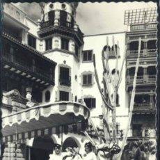 Postales: LAS PALMAS (GRAN CANARIA).- HOTEL SANTA CATALINA.- TIPISMO. Lote 39067249