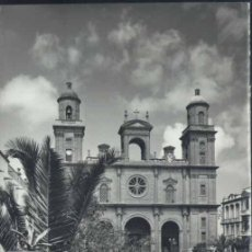 Postales: LAS PALMAS (GRAN CANARIA).- CATEDRAL. Lote 39067368