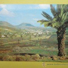 Postales: VALLE DE LAS PALMERAS, HARÍA. LANZAROTE. Lote 39088122