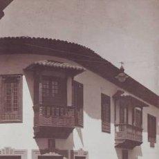 Postales: OROTAVA (TENERIFE). CASA SOLARIEGA.. Lote 39160502