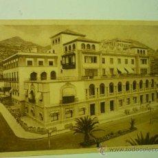 Postales: POSTAL HOTEL MENCEY ,.STA.CRUZ TENERIFE. Lote 39239425
