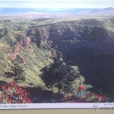 Postales: CALDERA DE BANDAMA. GRAN CANARIA. Lote 39407176