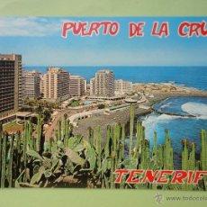 Postales: PUERTO DE LA CRUZ - TENERIFE. DIST. EUROAFRICANA CANARIAS. Lote 39417696
