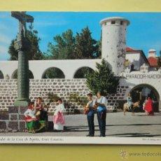 Postales: PARADOR CRUZ DE TEJEDA. DIST. BENITEZ HERMANOS. Lote 39593991