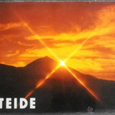 Postales: (10504)POSTAL SIN CIRCULAR,TEIDE,TENERIFE,CANARIAS,CANARIAS,CONSERVACION:. Lote 39627600