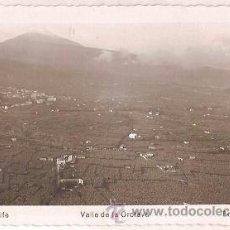 Postales: ANTIGUA POSTAL 128 TENERIFE VALLE DE LA OROTAVA ED ARRIBAS. Lote 39790362