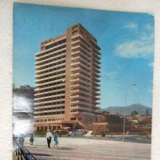 Postales: POSTAL CANARIAS - TENERIFE - PUERTO DE LA CRUZ - HOTEL SAN FELIPE - PLAYA MARTIANEZ - 1966 - CIRCULA. Lote 39989097