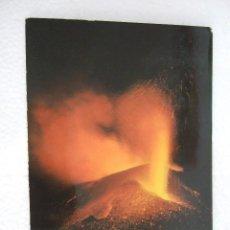 Postales: POSTAL CANARIAS - LA PALMA - VOLCAN DE TENGUIA - FUENCALIENTE - 1971 - SIN CIRCULAR - ESCRITA. Lote 39989896