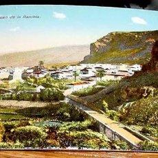 Postales: ANTIGUA POSTAL DE TENERIFE - BONITA VISTA DE SAN JUAN DE LA RAMBLA - NO CIRCULADA - ED. UNION POSTAL. Lote 39518861