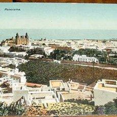 Postales: ANTIGUA POSTAL DE LAS PALMAS - PANORAMA - ED. RODRIGUEZ BROS - NO CIRCULADA.. Lote 39524452
