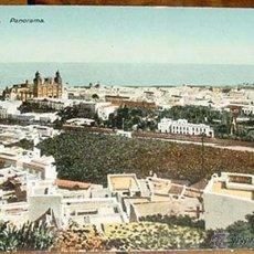Postales: ANTIGUA POSTAL DE LAS PALMAS - PANORAMA - ED. RODRIGUEZ BROS - NO CIRCULADA.. Lote 39524456