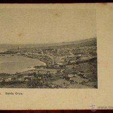 Postales: ANTIGUA POSTAL DE TENERIFE - SANTA CRUZ - NOBREGAS ENGLISH BAZAR - NO CIRCUALDA.. Lote 39587941