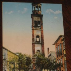 Postales: ANTIGUA POSTAL DE TENERIFE - CATEDRAL DE STA. CRUZ DE TENERIFE - ED. NOBREGA´S ENGLISH BAZAR - CIRCU. Lote 39588811