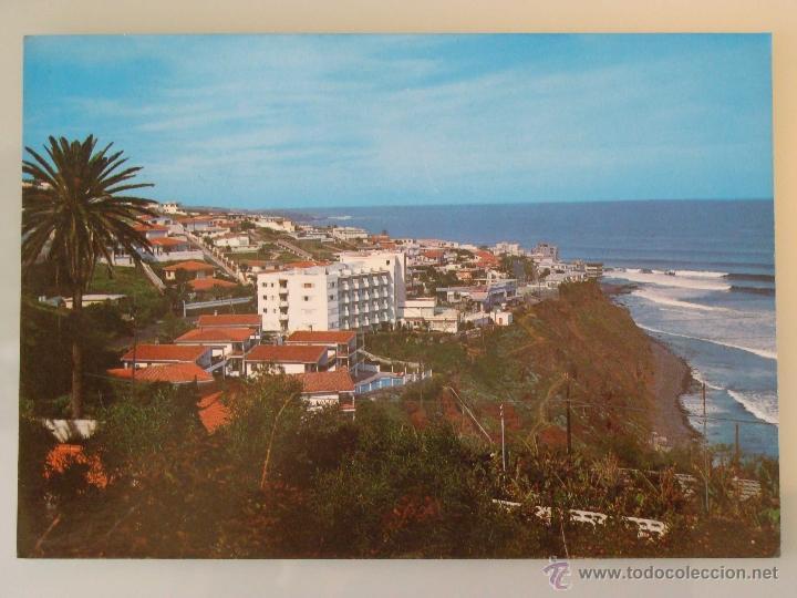 POSTAL DE TENERIFE. AÑO 1970. BAJAMAR, VISTA PARCIAL. 702 (Postales - España - Canarias Moderna (desde 1940))