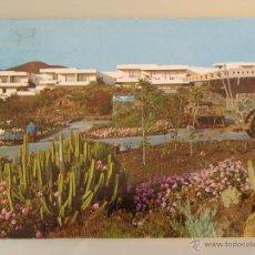 Postales: POSTAL DE TENERIFE. AÑO 1970. LAS GALLETAS, TEN BEL, VISTA PARCIAL. CACTUS. 717. Lote 40284445