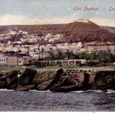 Postales: GRAN CANARIA - LAS PALMAS - ED. J. PERESTRELLO. Lote 40323144