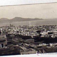 Postales: LAS PALMAS. VISTA PARCIAL FOTO BAENA Nº 24 CIRCULADA. GRAN CANARIA.. Lote 40364711