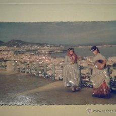 Postales: SERIE A Nº 105 - LAS PALMAS - VISTA PANORAMICA PUERTO DE LA LUZ - FOTO RELIEVE - FOTOG. LLOPIS. Lote 40378464
