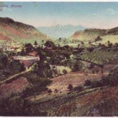 Postales: LAS PALMAS - TAFIRA: MONTE. J. PERESTRELLO. CIRCULADA (AÑOS 10). Lote 40485669