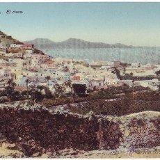 Postales: LAS PALMAS DE GRAN CANARIA: EL RISCO. RODRÍGUEZ BROS. NO CIRCULADA (AÑOS 10). Lote 40485821