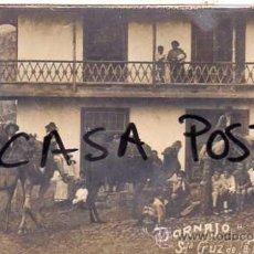 Postales: POSTAL FOTOGRÁFICA. PLAZA DEL DORNAJO. STA CRUZ DE LA PALMA. CANARIAS. SIN CIRCULAR.. Lote 40519037