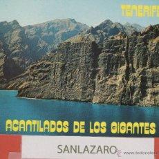 Postales: POSTAL -GI 102 TENERIFE LOS GIGANTES ED EUROAFRICANA TENERIFE - DL SIN- P-1438. Lote 40757744