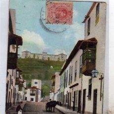 Postales: TENERIFE. PUERTO OROTAVA Y GRAND HOTEL. CIRCULADA. . Lote 41170855