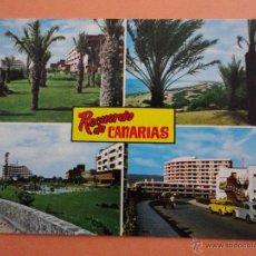 Postales: LAS PALMAS DE GRAN CANARIA. ED. FRANROJA. Lote 41292969